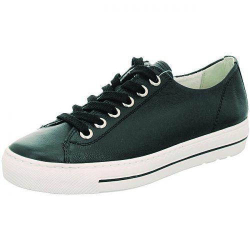 Velour-Sneaker von Gabor, gesehen bei Rosenberger um 99,95 €.