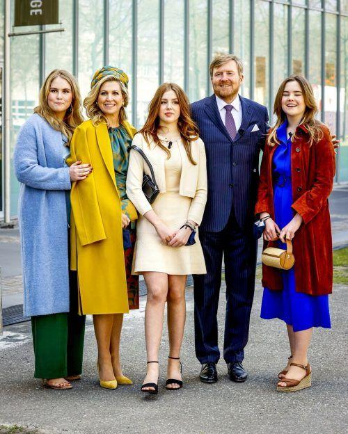 Am Dienstag wurde in den Niederlanden der Königstag begangen. apa