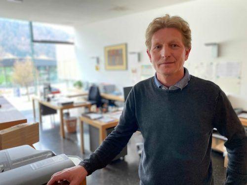 Bürgermeister Bernhard Kleber will die Initiative zurückgewinnen. VN/Rauch