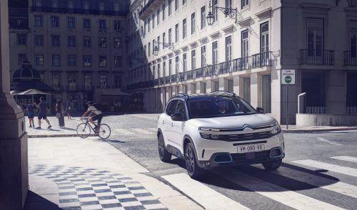 Citroën wurde von Ex-CEO Linda Jackson auf die aktuelle Design-Linie eingeschworen. Spitzenreiter ist der C5 Aircross, der ohne Allrad-Option auskommt.