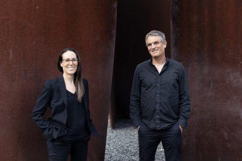 Clara Iannotta und Christof Dienz leiten das Festival ab 2022. ackermann