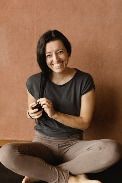 Coronabedingt musste Verena Feistenauer ihre Kurse ins Netz verlagern. Nina Bröll