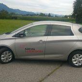 Ludesch schafft neues E-Auto an