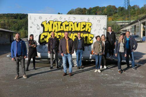 Das Angebot der Walgauer Werkboxen und Experimente soll in den kommenden Jahren ausgebaut werden.MINT