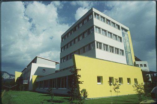 Das frühere Finanzamt-Gebäude in Götzis hat jetzt neue Eigentümer. vn