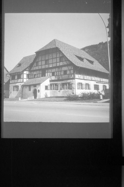 Das Gebäude wurde vermutlich im 17. Jahrhundert erweitert.