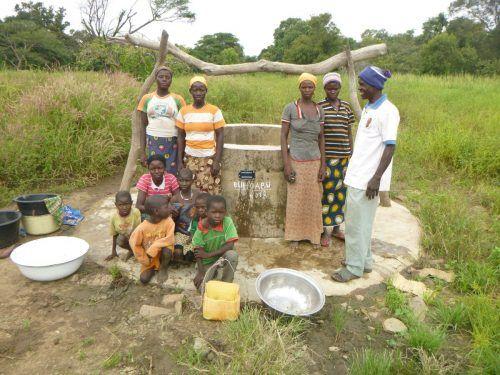 Das Hilfsprojekt in Burkina Faso zieht Kreise. 70 Brunnen konnten bereits gebaut werden. privat