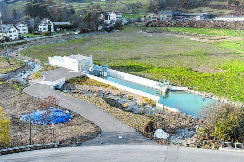 Das Kraftwerk liefert sauberen Ökostrom für rund 130 Haushalte. VKW