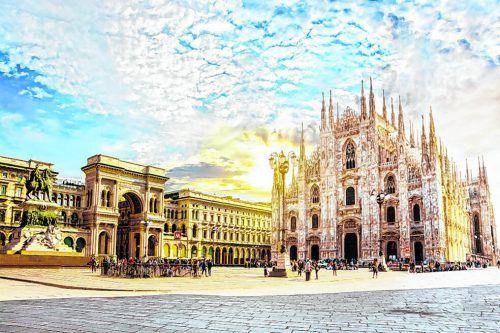 Das neue Design-Museum wurde im Herbst 2020 eröffnet und zeigt 2300 Design-Ikonen aus Italien.Comune Milano (1), Shutterstock (3)
