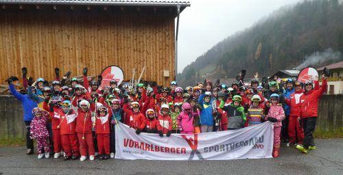 Das oberste Ziel des Schivereins Tisis ist es, neben dem Breitensport auch den Nachwuchs zu fördern.Verein