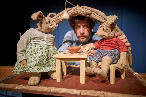 Das Puppentheaterfestival Homunculus soll heuer auf jeden Fall stattfinden. Zinnecker