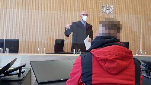 Der 22-jährige kam an einer unbedingten Haftstrafe noch vorbei, 4800 Euro Geldstrafe muss er jedoch auf jeden Fall berappen. ECKERT
