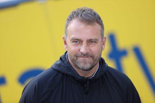 Der Bayern-Trainer steht auf der Liste als neuer DFB-Teamchef.reuters
