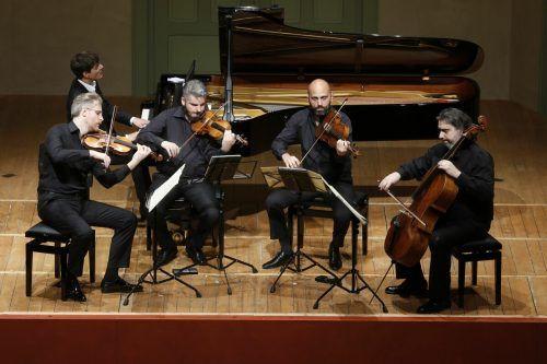 Der erste Konzertzyklus der Schubertiade fällt aus.Veranstalter