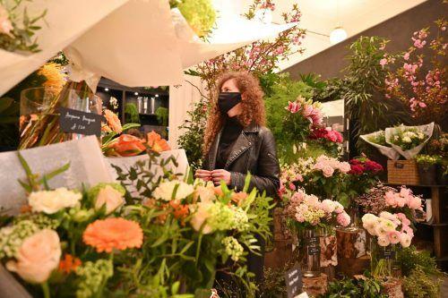 Der Mindestlohn für Floristen in Österreich wird auf 1500 Euro angehoben.afp