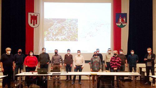 Der Rankweiler Ortsentwicklungsausschuss empfiehlt die Umsetzung der geplanten Maßnahmen.Marktgemeinde