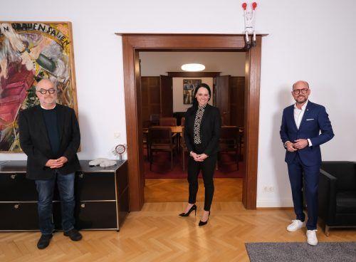 Bettina Wechselberger folgt auf Peter Heiler, der in den Ruhestand tritt. STadt