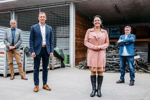 Der Verband arbeit plus Soziale Unternehmen Vorarlberg zeigt die Schwierigkeiten für Arbeitslose auf. VN/SAMS