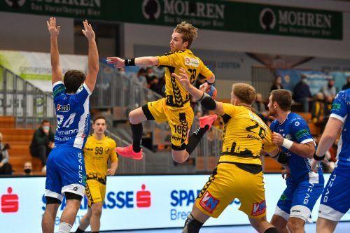 Der Vertrag mit Nico Schnabl bei Bregenz endet nach elf Saisonen im Sommer. VN/DS