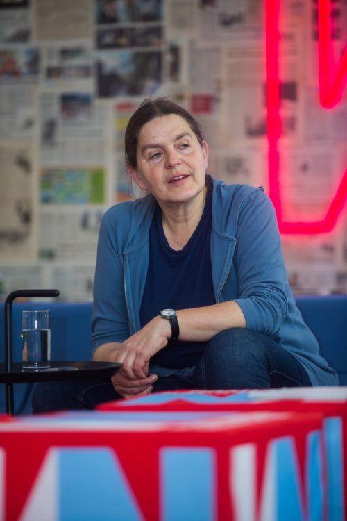 Die alte und neue Naturschutzanwältin heißt Katharina Lins. VN/Steurer