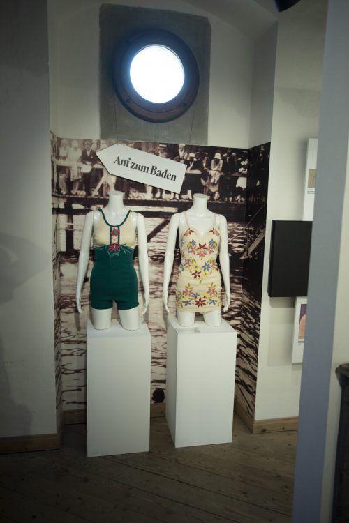 """Die Ausstellung """"Kann denn Baden Sünde sein"""" zog 11.700 Besucher an."""