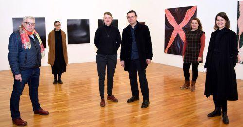 Die Ausstellung von Ioannis Malegiannakis und Sarah Bechter in der Galerie allerArt ging am Samstag zu Ende. SCO