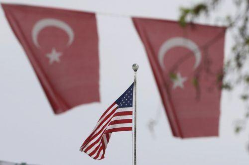 Die diplomatische Beziehung zwischen der Türkei und den USA war schon einmal besser. AP