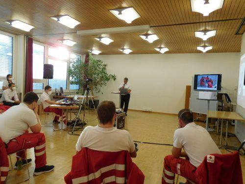 Die Jahreshauptversammlung wurde heuer größtenteils virtuell abgehalten.mima (2)