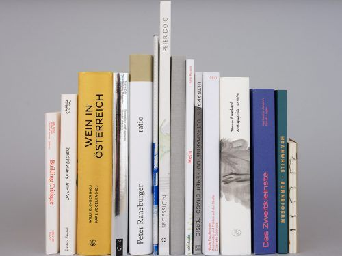 Die prämierten Werke sind in der Stadtbibliothek Dornbirn. goldgruber