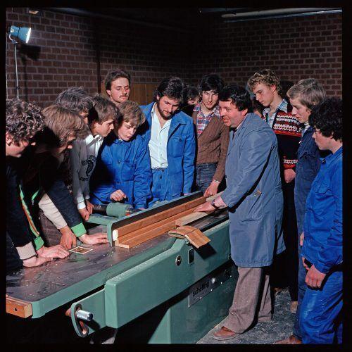 Dornbirn, WIFI, 1979