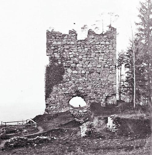 Eichenberg, Ruggburg, 1930