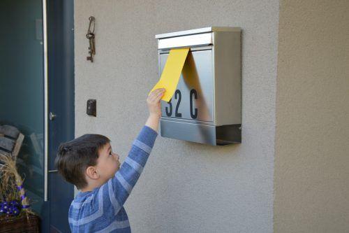 Ein netter Brief kann zu Coronazeiten aufmuntern.VV/2