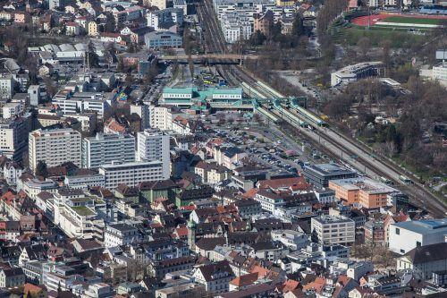 Ein wichtiger Tag für die weitere Zukunft des Areals um den Bahnhof und Bregenz Mitte wird der 30. Juni.vn/Steurer
