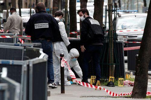Eine ebenfalls 33-jährige Frau wurde schwer verletzt. reuters