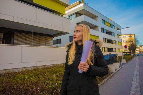 Die große Nachfrage nach Mietwohnungen im Land treibt trotz reger Bautätigkeit die Preise weiter in die Höhe.VN/Steurer