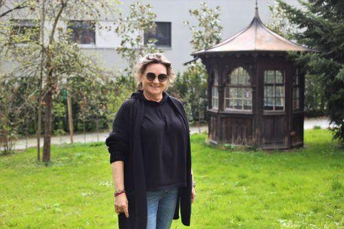 Elisabeth Pucher ist seit etwas mehr als einem halben Jahr Ortsvorsteherin der Feldkircher Innenstadt.