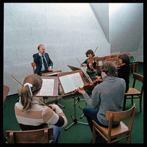 Feldkirch, Konservatorium, 1978