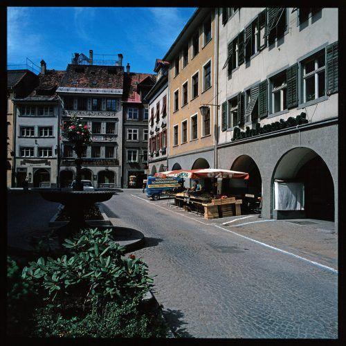 Feldkirch, Marktstraße, 1973