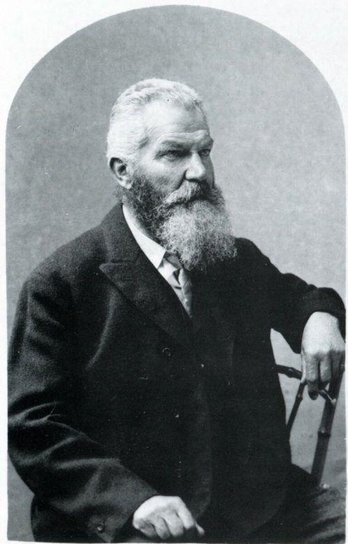 Ferdinand Gassner war ein Motor des Bludenzer Wirtschaftslebens.Stadtarchiv