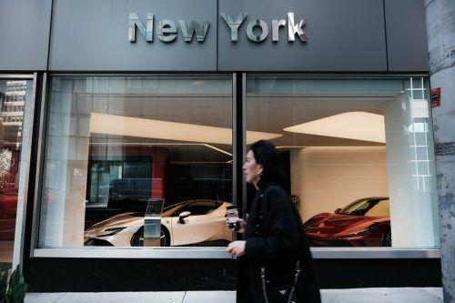 Ferrari plant bis zum Jahr 2025 sein erstes vollständig elektrisches Auto. afp