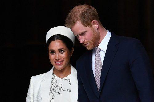 Harry und Meghan wurden auch nach ihrem Umzug finanziell unterstützt.