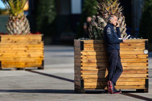 Franz Tost schwärmt von seinem Piloten Yuki Tsunoda, dem ersten Formel-1-Fahrer, der in den 2000ern geboren wurde.gepa