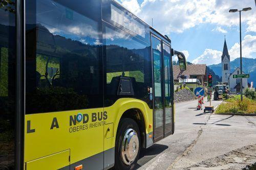 Für die Buslinie 65 gilt ab Dienstag, 6. April, ein neuer Fahrplan.Landbus OBeres Rheintal