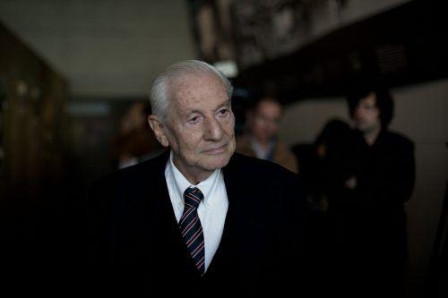 Gabriel Bach war stellvertretender Chefankläger.