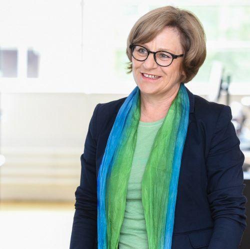 """""""Gemeinsam neue Wege des Miteinanders"""" will Jutta Dieing als neue Gemeindemanagerin in Lech einschlagen. Gemeinde, Mittelberger"""