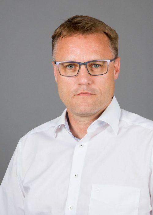 """Geschäftsführer Jürgen Niederhofer: """"Medizintechnikmarkt ist kollabiert."""" FA"""