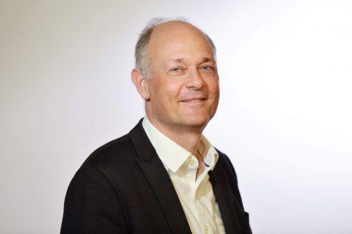Harald Schneider (Jg. 1965) leitet bald die BH Dornbirn. VLK