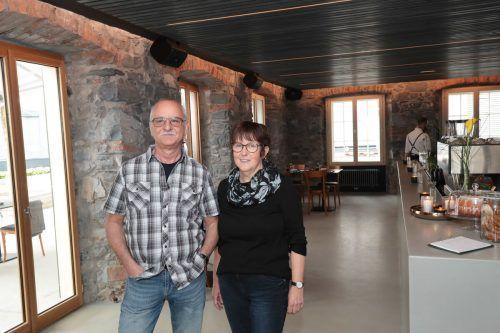 Hermann und Brigitte Traunig waren ebenfalls unter den Gästen.