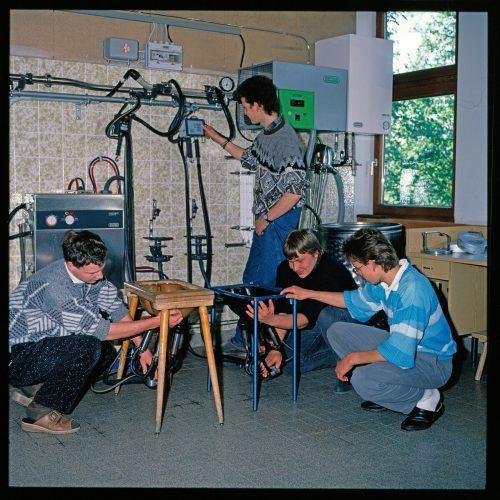 Hohenems, Landwirtschaftliche Fachschule, 1989