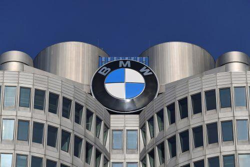 In der Konzernzentrale von BMW ist man mit dem Ergebnis mehr als zufrieden.Reuters
